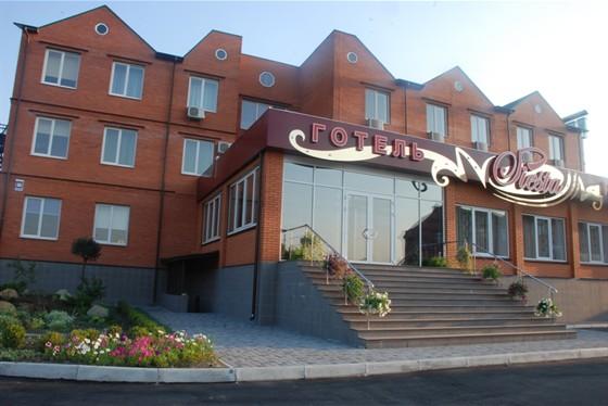 Гостиница Siesta - Карта
