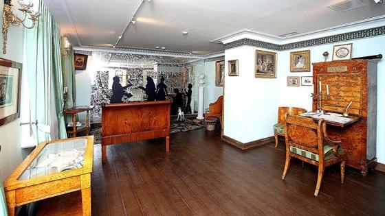 Дом-музей Василия Львовича