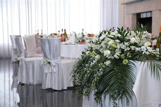 Ресторан Времена года - фотография 1 - Банкетный зал