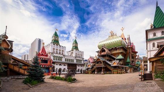 Музей Кремль в Измайлово