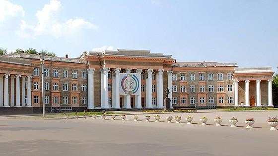 Дворец молодежи УГНТУ