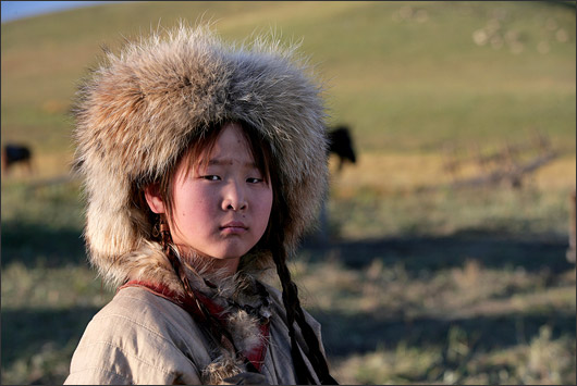 монголы фото